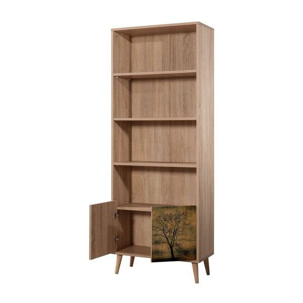Dřevěná skříň Mando Tree