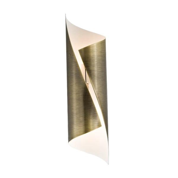 Tarsus aranyszínű falilámpa