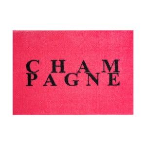 Růžová rohožka Mint Rugs StateMat Champagne,50x75cm