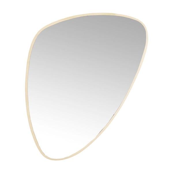 Nástěnné zrcadlo Kare Design Jetset, 83x56cm