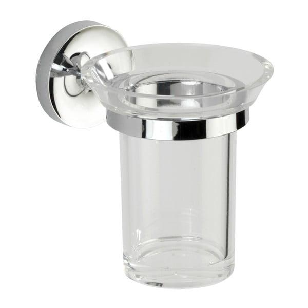 Power-Loc Arcole fúrásmentes fogkefetartó pohár - Wenko