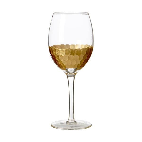 Sada 4 sklenic na bílé víno z ručně foukaného skla Premier Housewares Astrid, 3 dl