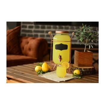 Recipient din sticlă pentru limonadă Bambum, 3 l de la Bambum