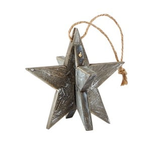 Decorațiune suspendată KJ collection Star Shine, 10 cm