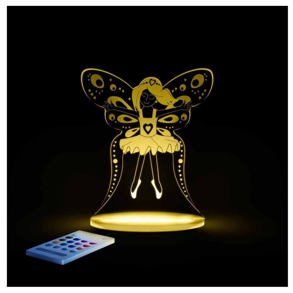 Dětské LED noční světýlko Aloka Fairy