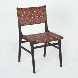 Kožená židle Thai Natura