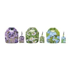 Sada 3 nákupních tašek Esschert Design