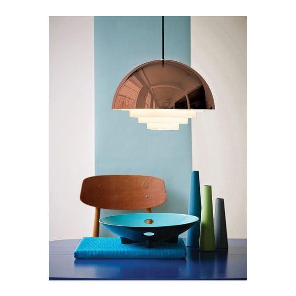Závěsné světlo Herstal Motown, 22,5 cm