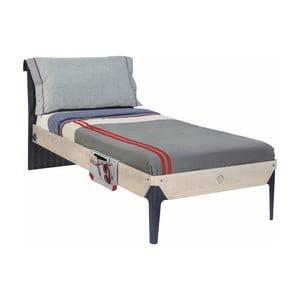 Jednolůžková postel Trio Bed, 120 x 200 cm