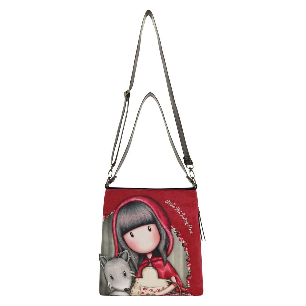 Taška přes rameno Gorjuss Little Red Riding Hood