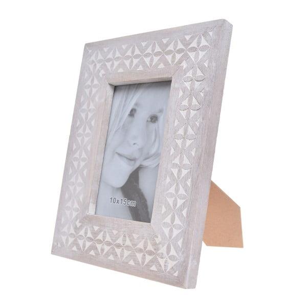 Dřevěný fotorámeček Ewax Simplo, 24,5 x 19,5 cm