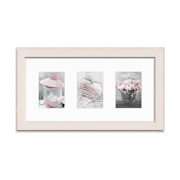 Ramka na zdjęcia Styler Malmo, 46x23 cm
