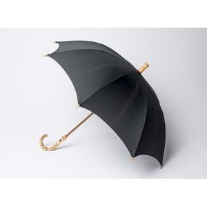 Bambusový deštník Gents, černý