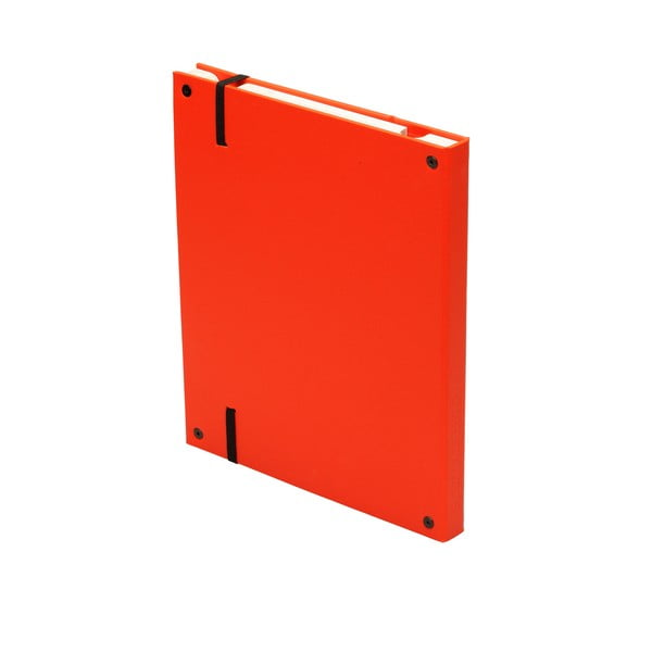 Obal na iPad 2/3/4, oranžový/bílý
