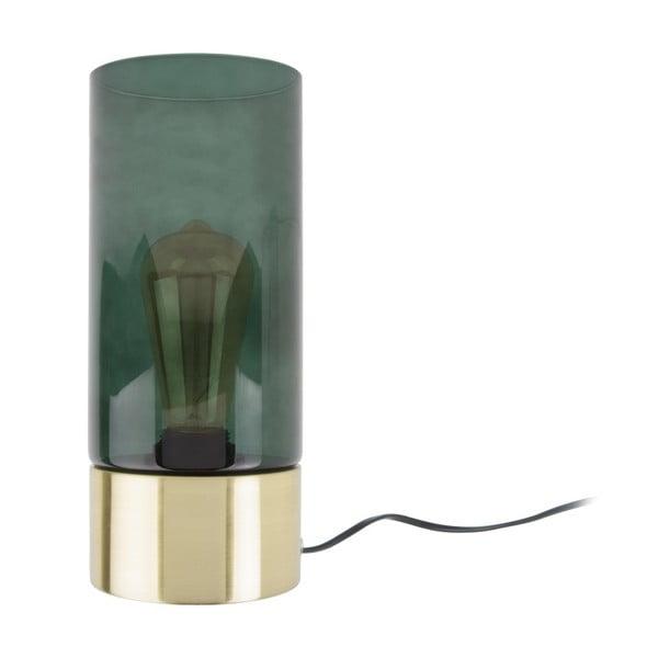 Zelená stolní lampa Leitmotiv LAX