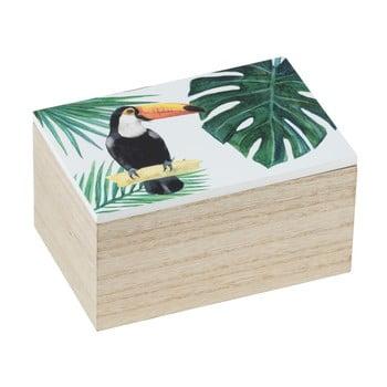 Cutie de depozitare Wenko Tucan, 15 x 10 cm de la Wenko