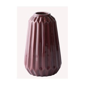 Keramická váza Plum, 15 cm