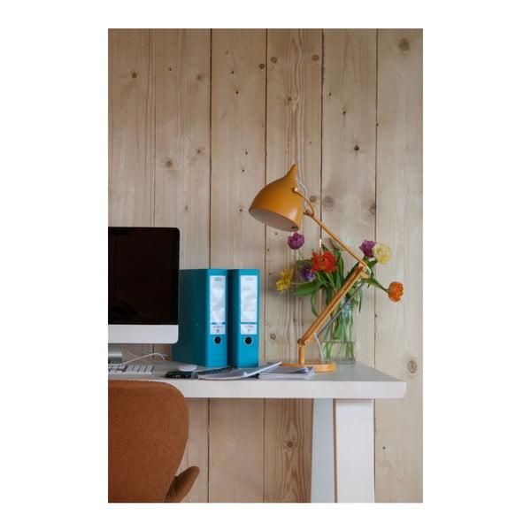 Žlutá stolní lampa Zuiver Reader