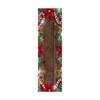 Napron Christmas Frame, 40 x 140 cm de la Unknown
