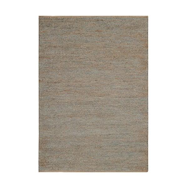 Jutový koberec Soumak Silver, 160x230 cm