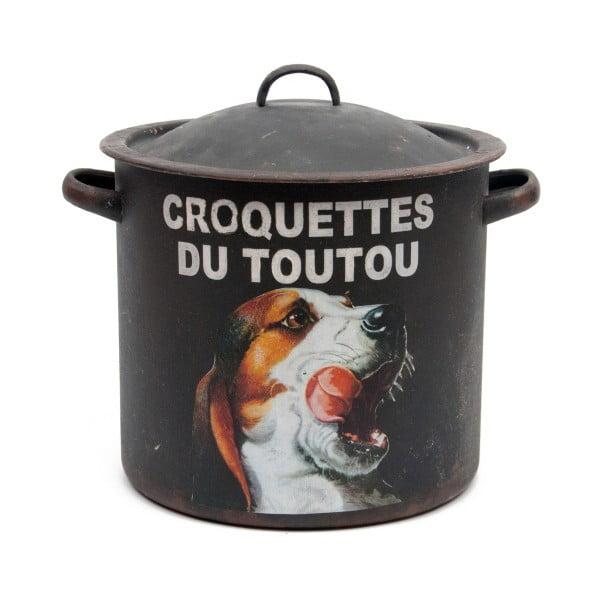 Croquettes Du Toutou fémedény, ⌀ 23 cm - Antic Line