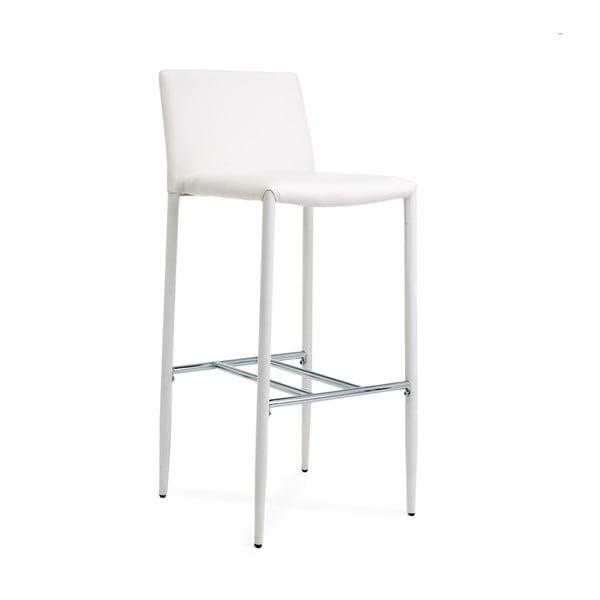 Barová židle Tomasucci Lion, bílá