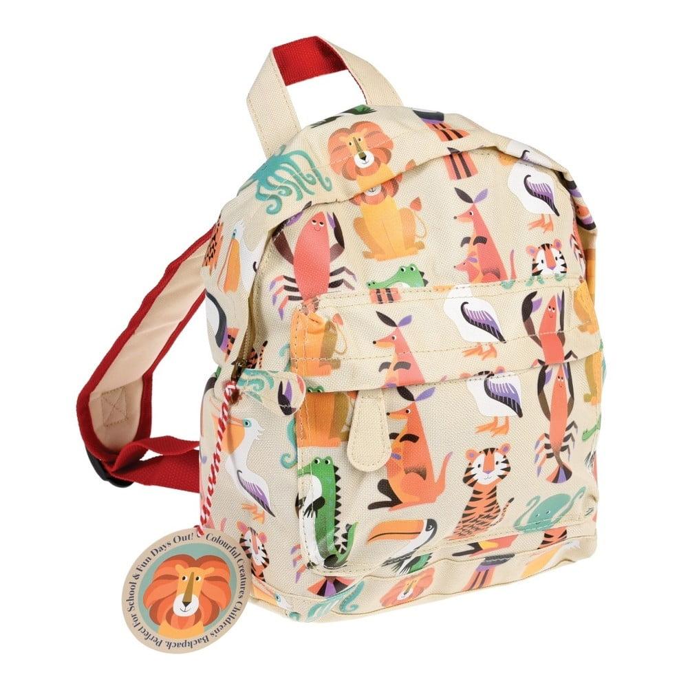 Dětský batoh Rex London Colourful Creatures