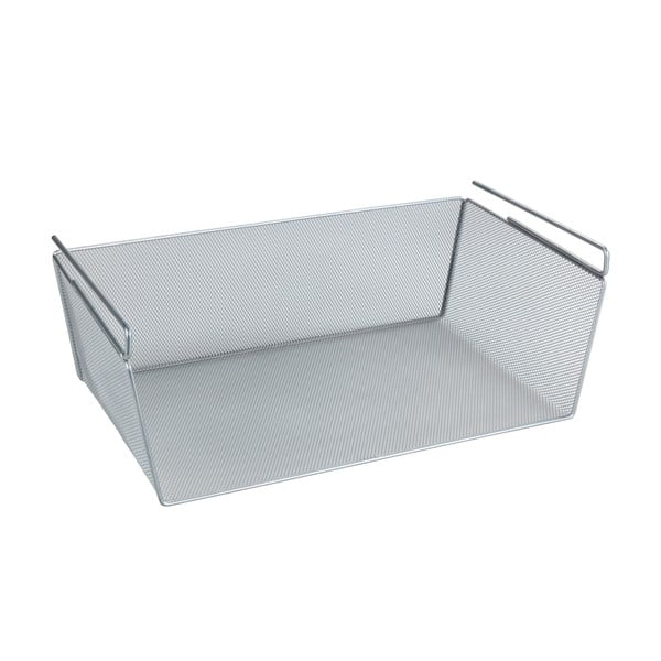 Coș pentru rafturi Wenko, 44 x 28 x 17 cm
