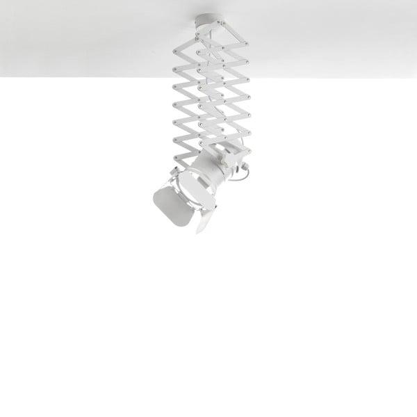Závěsné svítidlo s pantografovým systémem Tomasucci Extension White