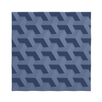 Suport din silicon pentru oale fierbinți Zone Origami Fold, albastru de la Zone