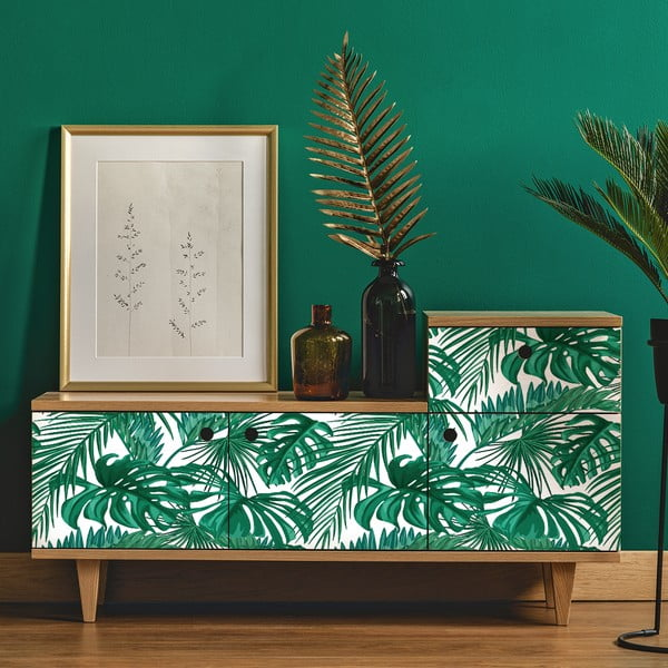Autocolant pentru mobilă Ambiance Tahuata, 60 x 90 cm