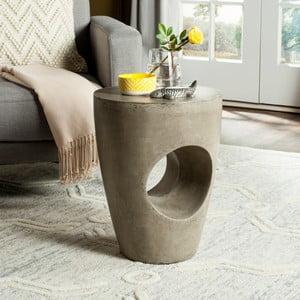 Betonový venkovní stolek Safavieh Trent