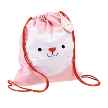 Rucsac tip sac Rex London Cookie the Cat imagine