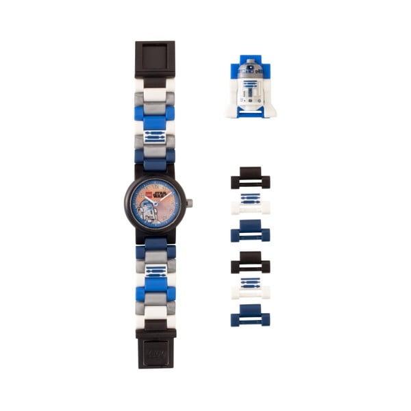 Dětské hodinky s figurkou LEGO® Star Wars R2D2