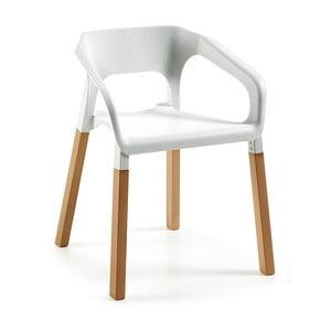 Židle Silla Bianco