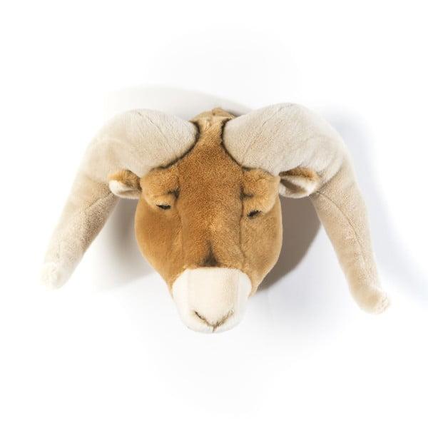 Plyšová trofej Ovce tlustorohá Anthoiny