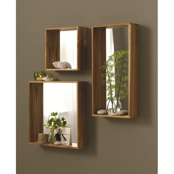 Zrcadlo Takara, 25,9x50 cm