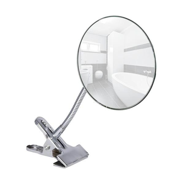 Oglindă cosmetică cu clips și efect de mărire Wenko Magnific