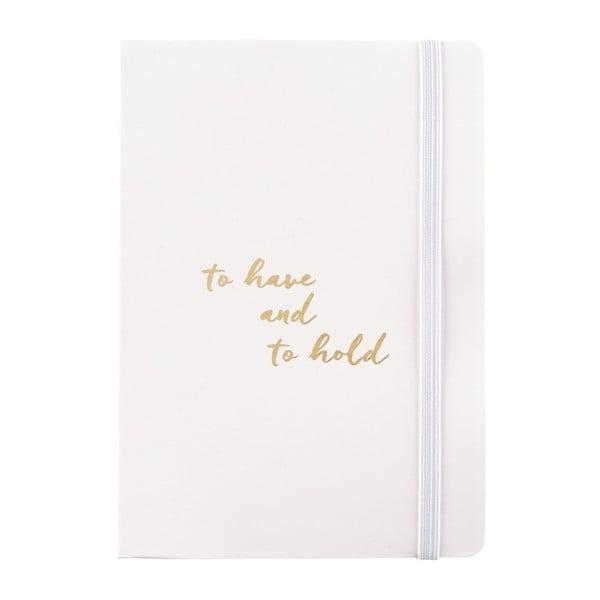 Esküvői jegyzettömb - Busy B