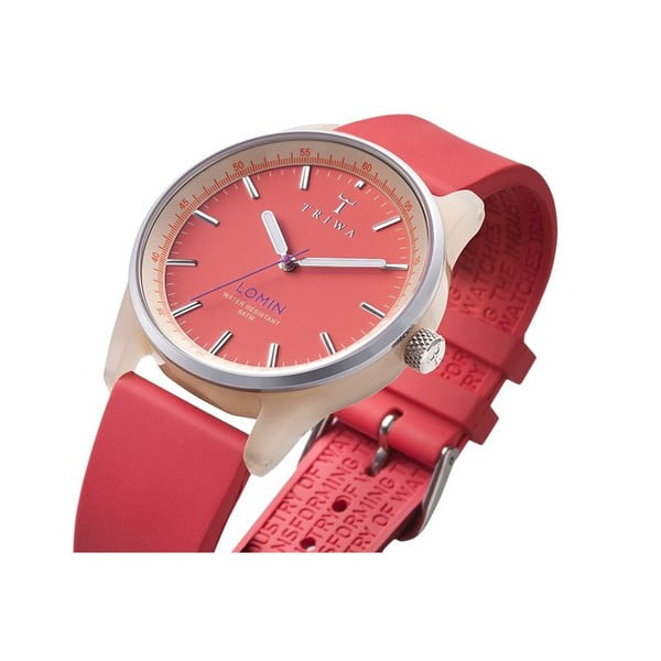 Hodinky Coral Rubber Lomin
