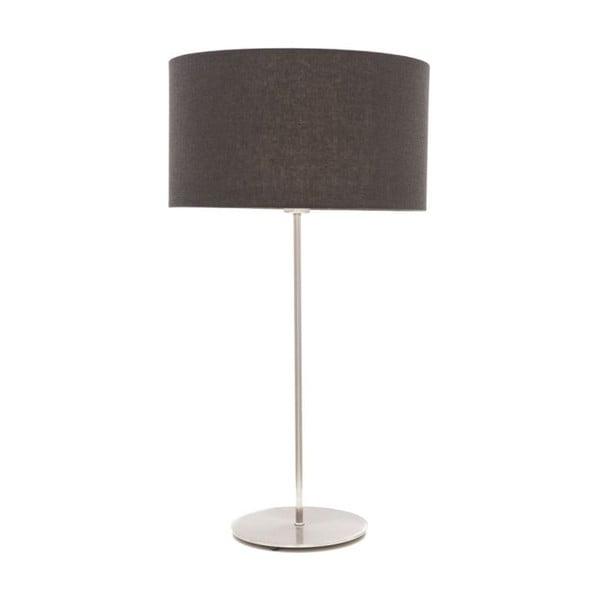 Stolní lampa Memphis Satin/Brown