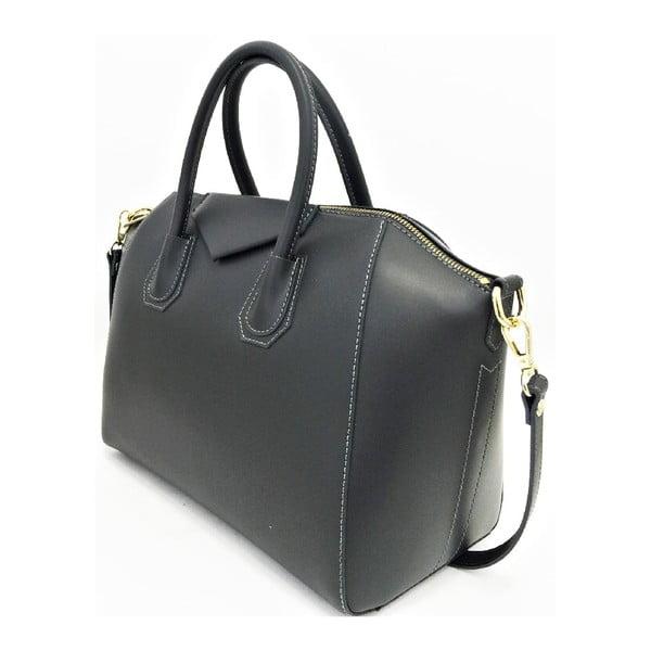 Kožená kabelka Tosca Dark Grey