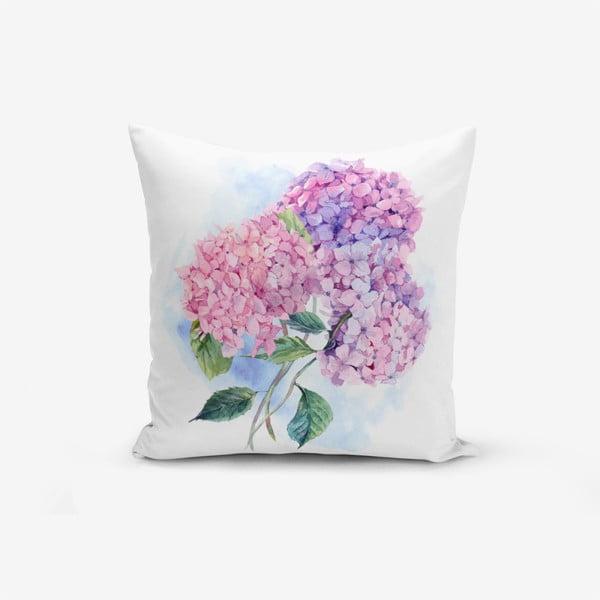 Povlak na polštář s příměsí bavlny Minimalist Cushion Covers Liandnse Special Design Modern Mala, 45 x 45 cm