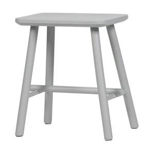 Šedá stolička De Eekhoorn Butt