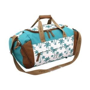 Modrá taška na rameno Friedrich Lederwaren Palm