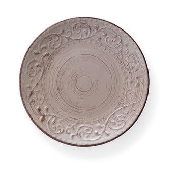Farfurie din ceramică Brandani Serendipity, ⌀ 27,5 cm, maro de la Brandani