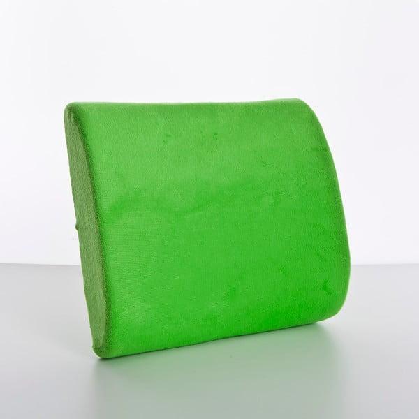 Polštář Visco Waist 26x40x9 cm, green