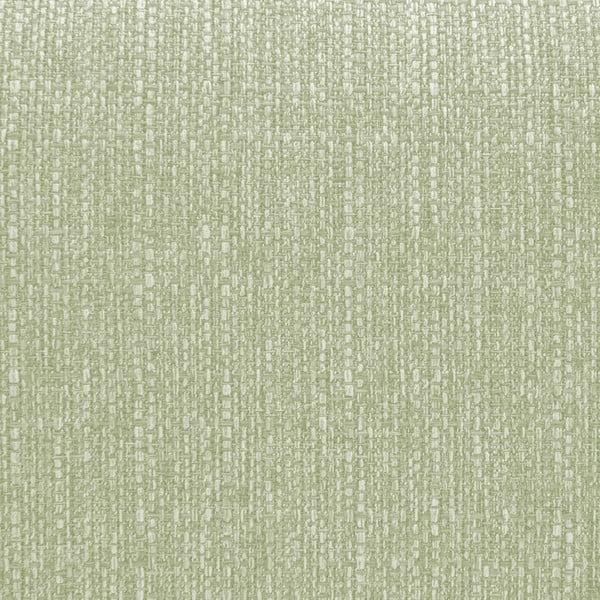Mentolově zelená rohová pohovka s lenoškou na pravé straně Vivonita Milton
