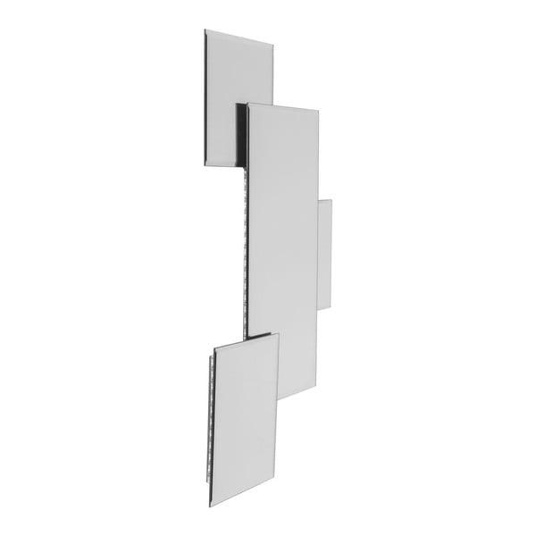 Oglindă cu LED Kare Design Spiegel Pebbles Squares