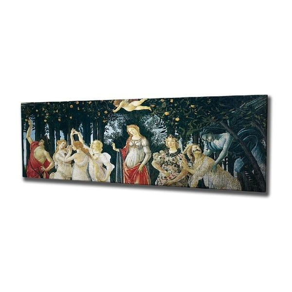 Nástěnný obraz na plátně Saints, 80 x 30 cm